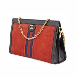 Ladies Ophidia Small Shoulder Bag